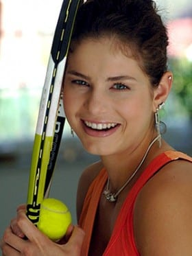 Julia Goerges is a Ger...